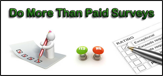 More Than Paid Surveys